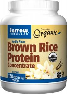 Jarrow Formulas Brown Rice Protein Concentrate Powder
