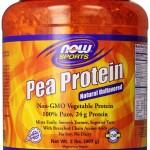 now sports pea powder