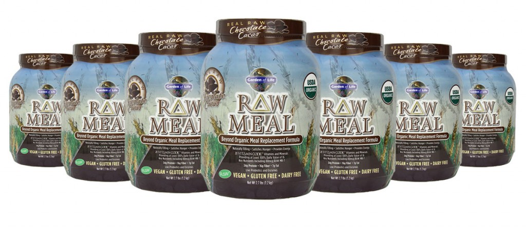 raw meal cover