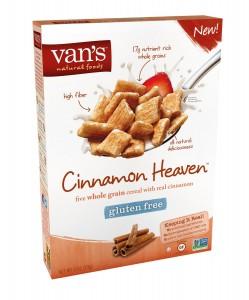 van's cinnamon heaven